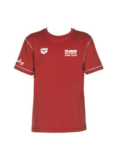 arena Team Shirt Herren und Kids | TV Jahn Wolfsburg