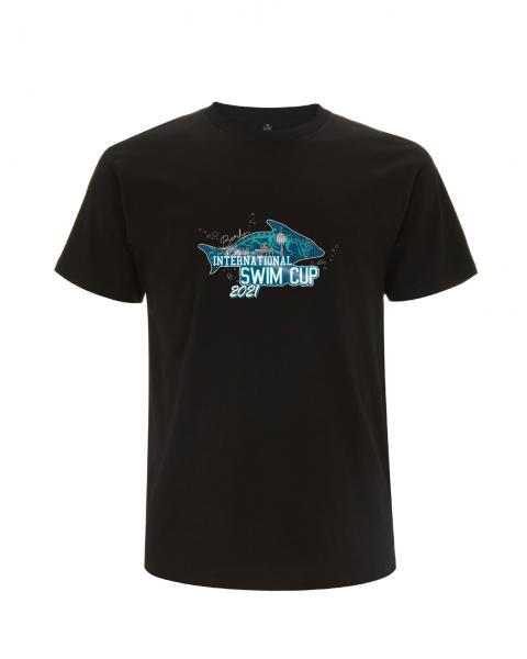 Shirt Damen-/ Herren & Kids, Schwarz | ISC Berlin 2021