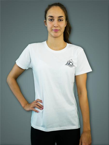 Allerlei Shirt für Frauen   weiß