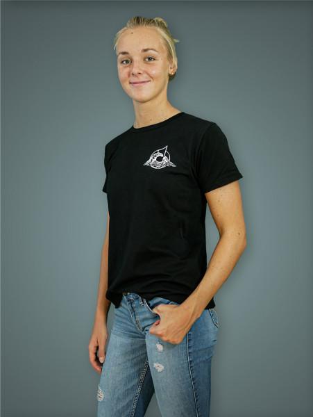 Allerlei Shirt für Frauen | schwarz