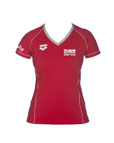 arena Team Shirt Frauen | TV Jahn Wolfsburg