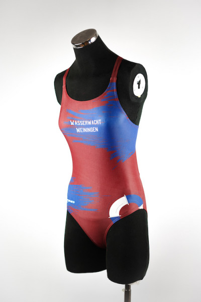Team Schwimmanzug   Wasserwacht Meiningen