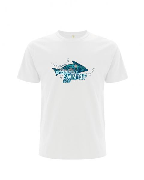 Shirt Damen-/ Herren & Kids, Weiß   ISC Berlin 2021