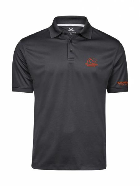 Performance Poloshirt Herren | Sundowner Golfcup