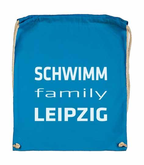 Schwimm Family Leipzig | Stoff-Beutel