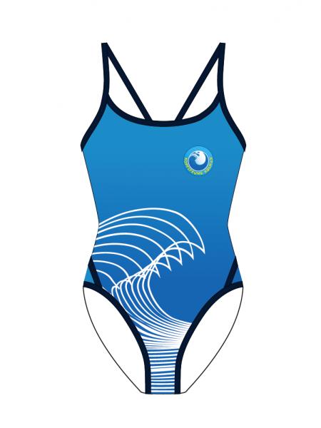 Team-Badeanzug   Kopfsprung Köln