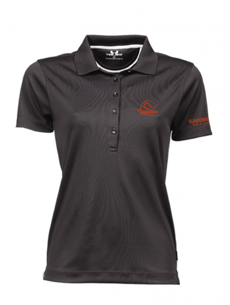 Performance Poloshirt Frauen | Sundowner Golfcup